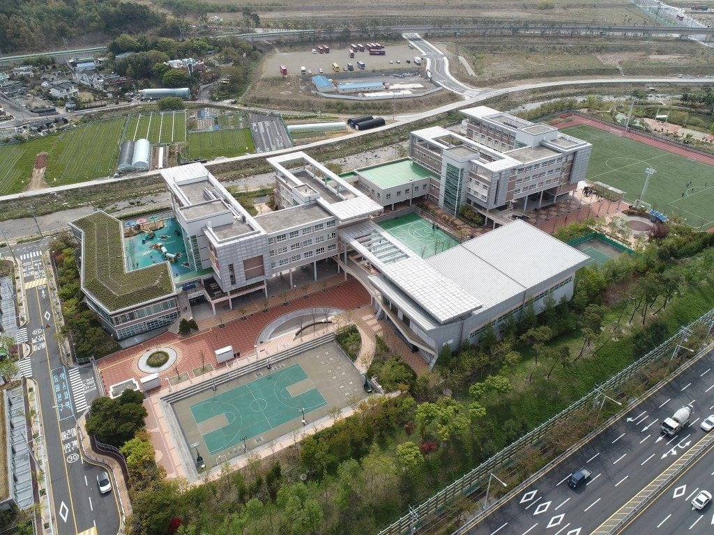 international school busan