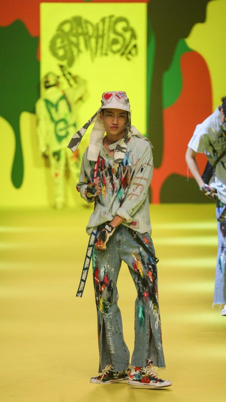 seoul fashion week man g